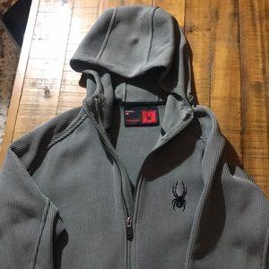 Spyder Hooded Jacket M/XL